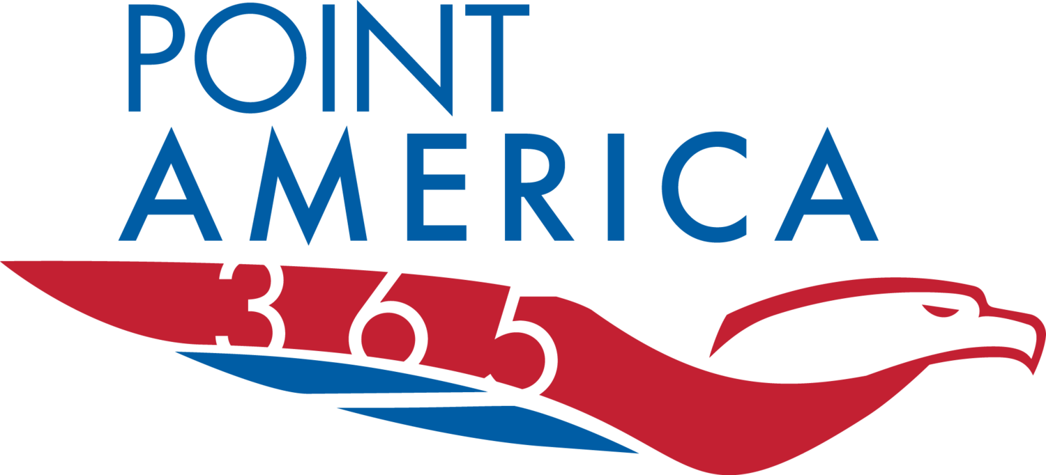 Point america . Teamwork clipart outbound training