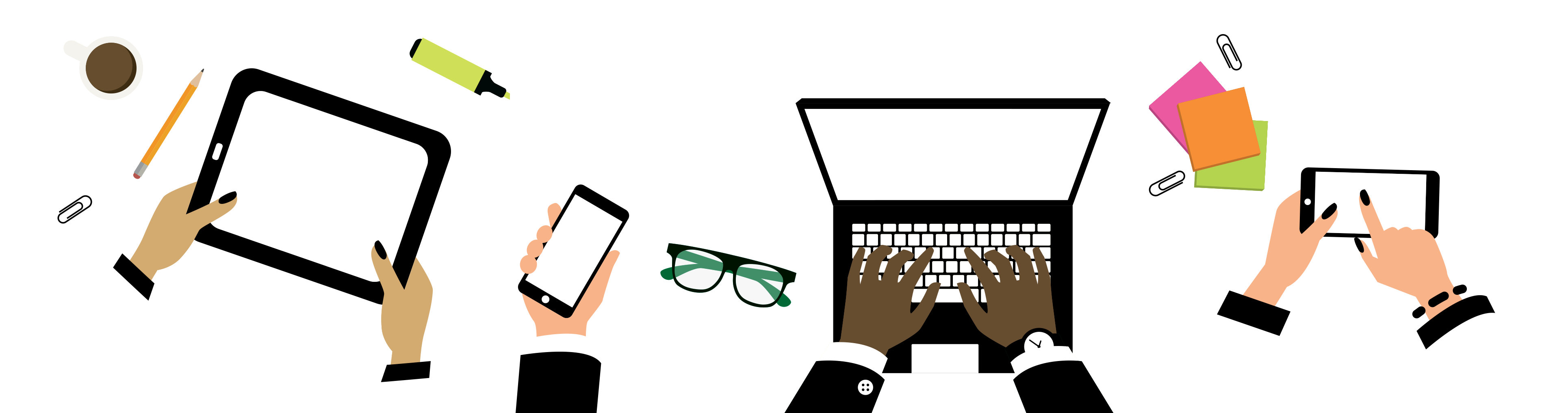 Reinventing a social intranet. Teamwork clipart participant