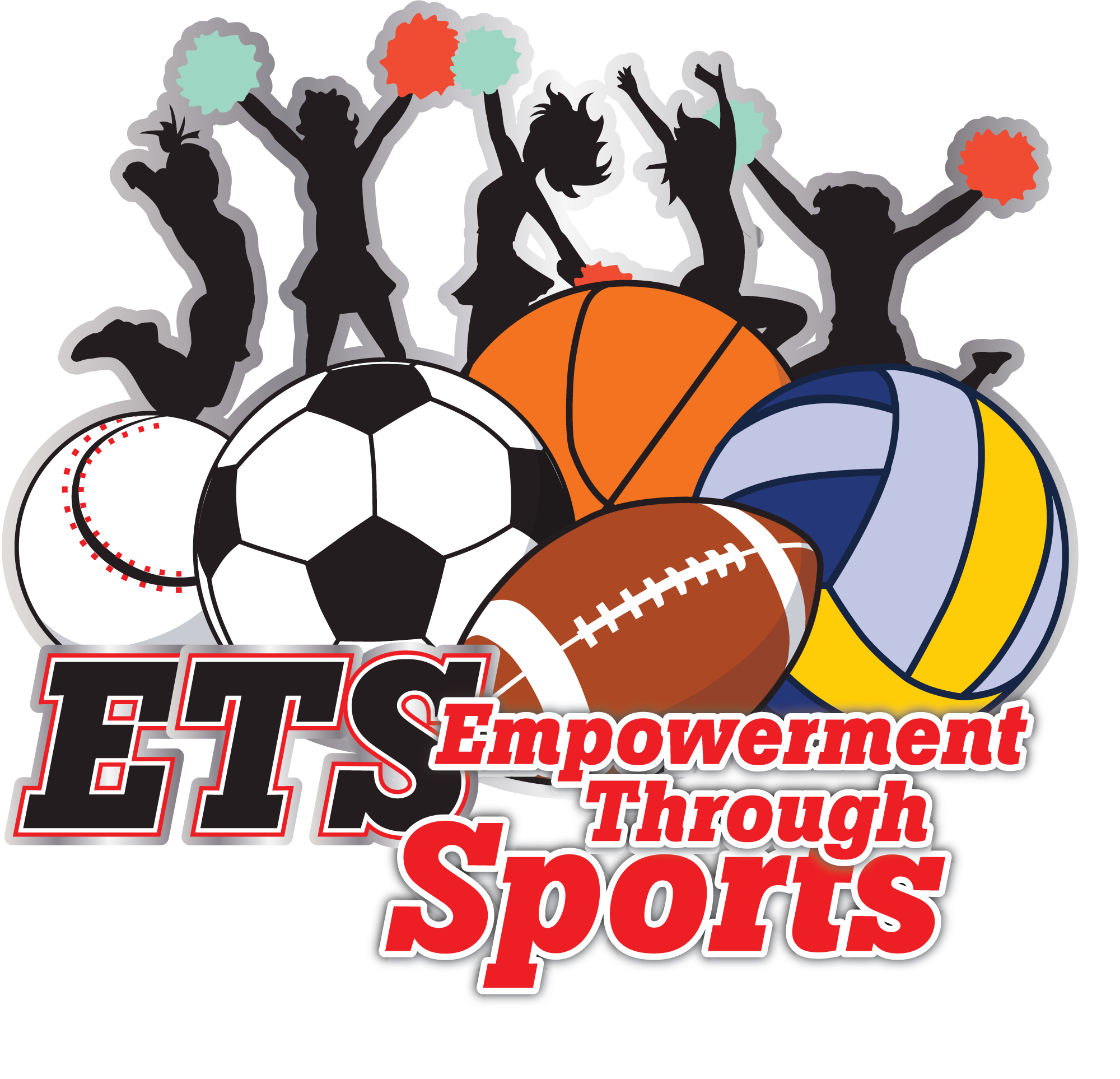 Teamwork clipart participant. Empowerment through sports programs