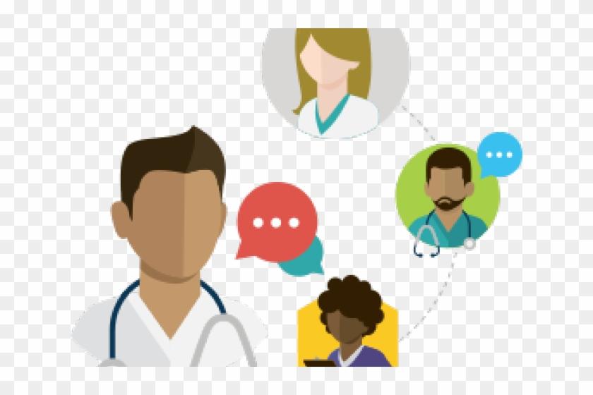 Teamwork clipart platform. Healthcare icu multidisciplinary