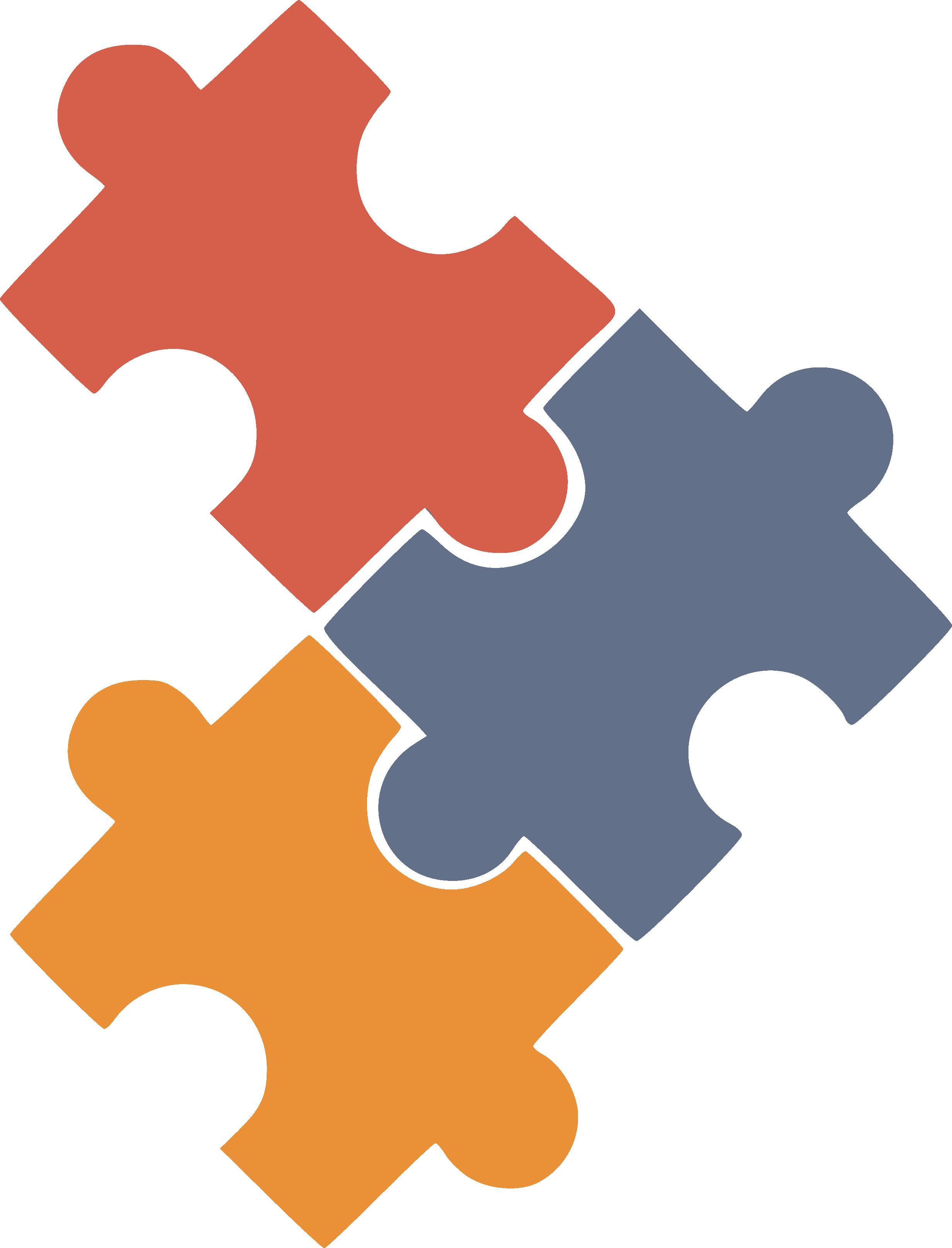 Logos mit sangam the. Teamwork clipart puzzle