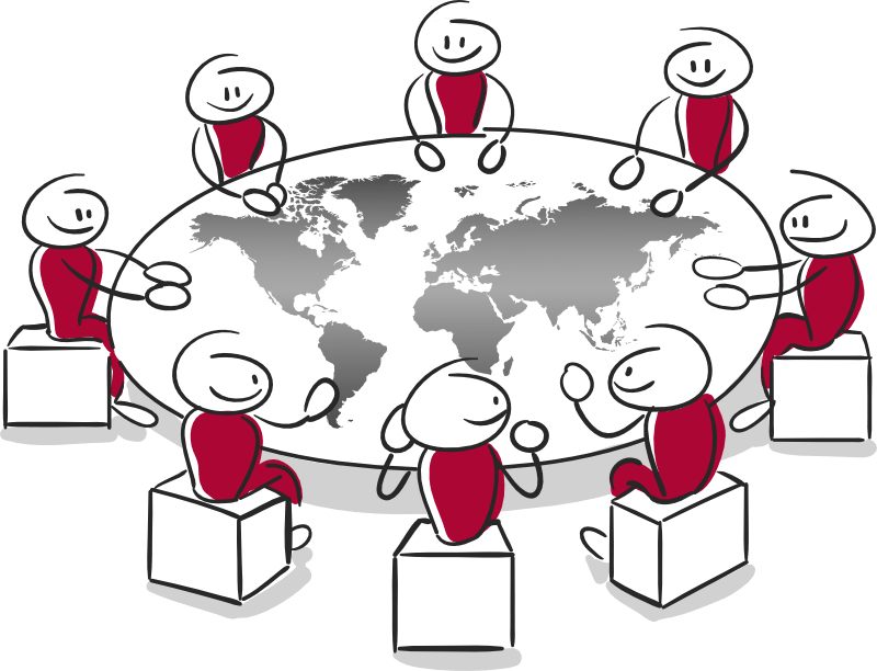 Teamwork Clipart significance study