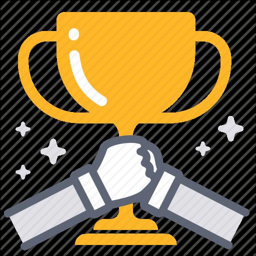 business by siwat. Teamwork clipart team award