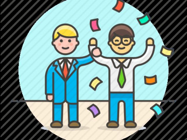 Cartoon clip art library. Teamwork clipart team award