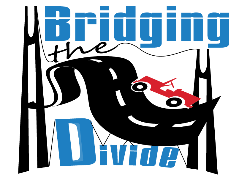 Teamwork clipart team challenge. Bridging the divide building