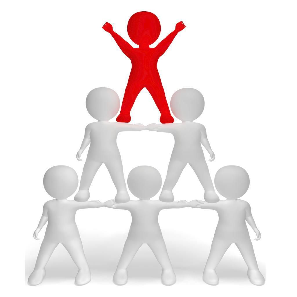 Leadership excellent transprent png. Teamwork clipart team structure