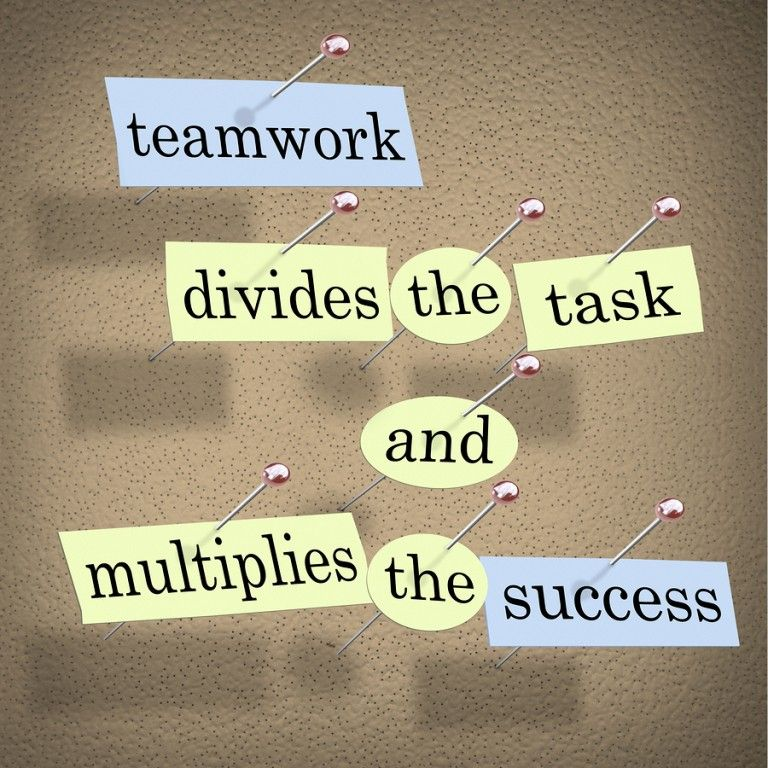 Teamwork clipart teamwork quote.  most inspiring quotes