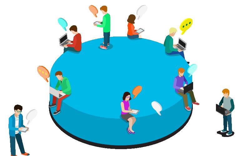 Collaboration fleekdrive ch. Teamwork clipart unification