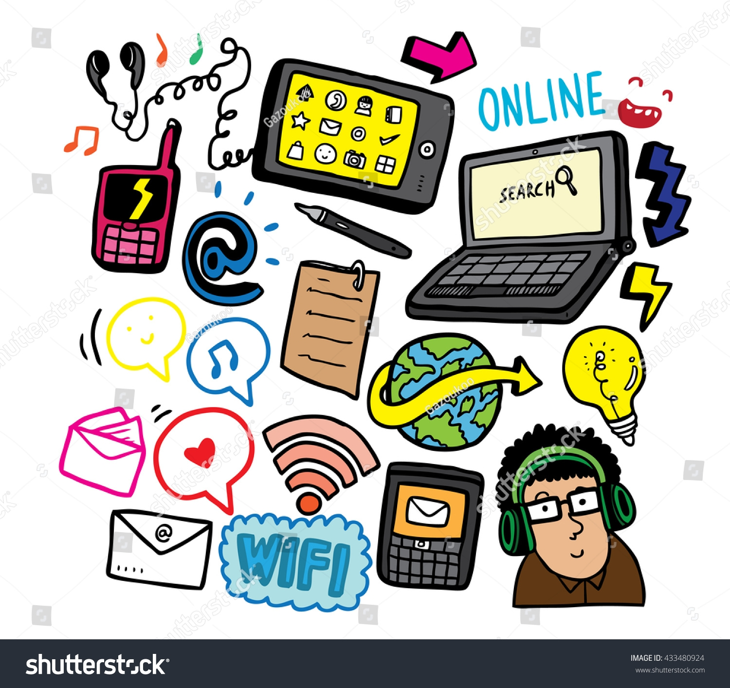Technology clipart. Best of gallery digital