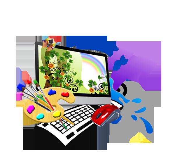 Kartik web website designing. Technology clipart design technology