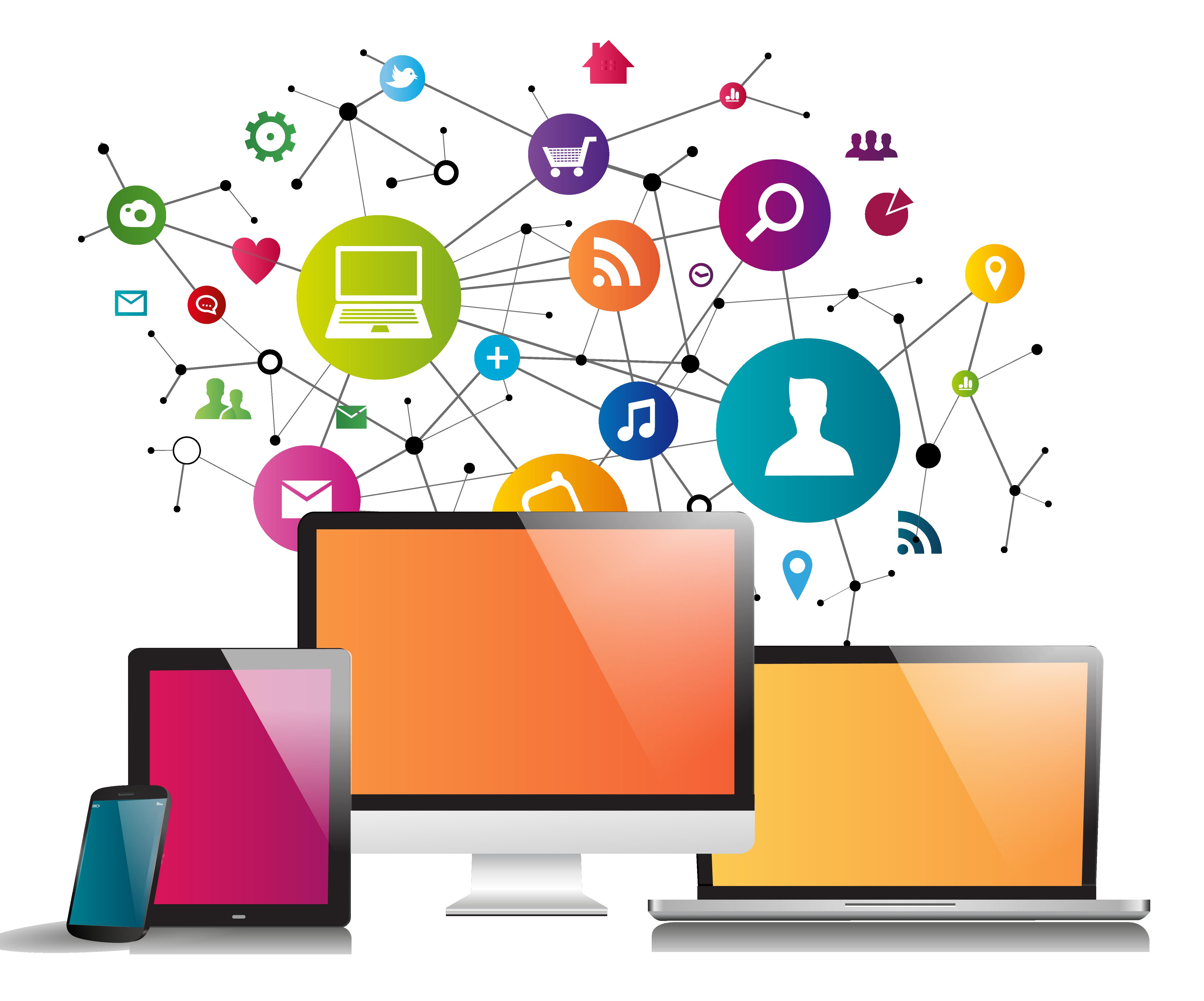 Kollabio digital experiences for. Technology clipart innovation technology