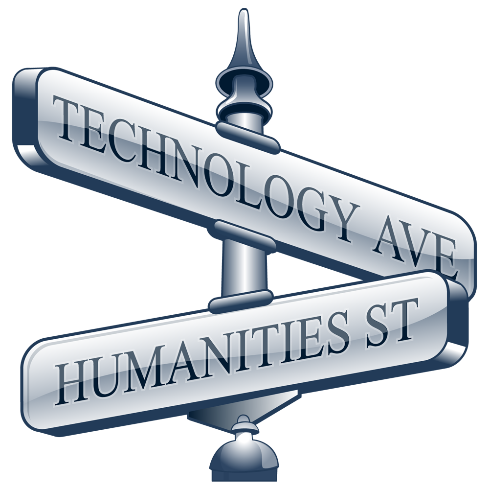 Intersection of and humanities. Technology clipart innovation technology