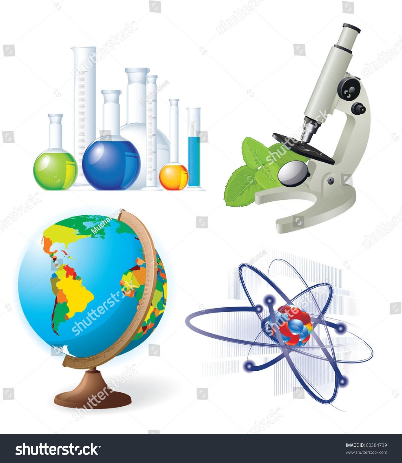 Sciences portal . Technology clipart natural science