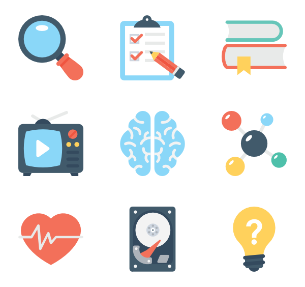 Technology clipart technology icon.  education science packs