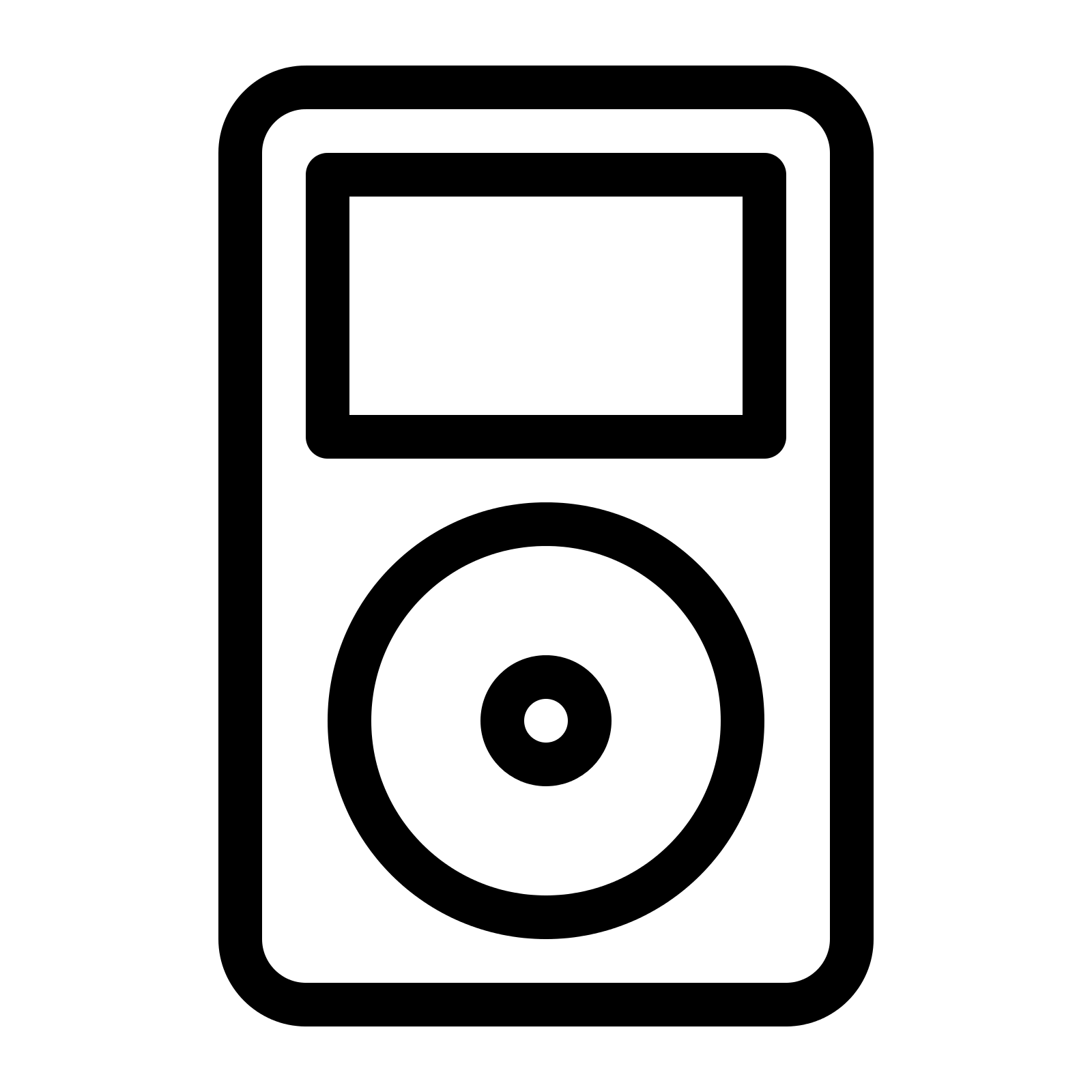 Technology clipart transparent. Ipod free collection download