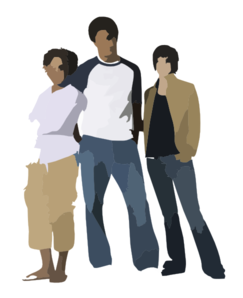 Teen clipart. Teens clip art at