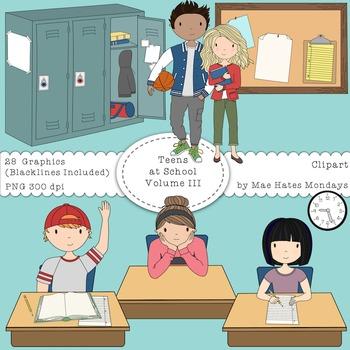 Pin on teacher stuff. Teen clipart high school classroom