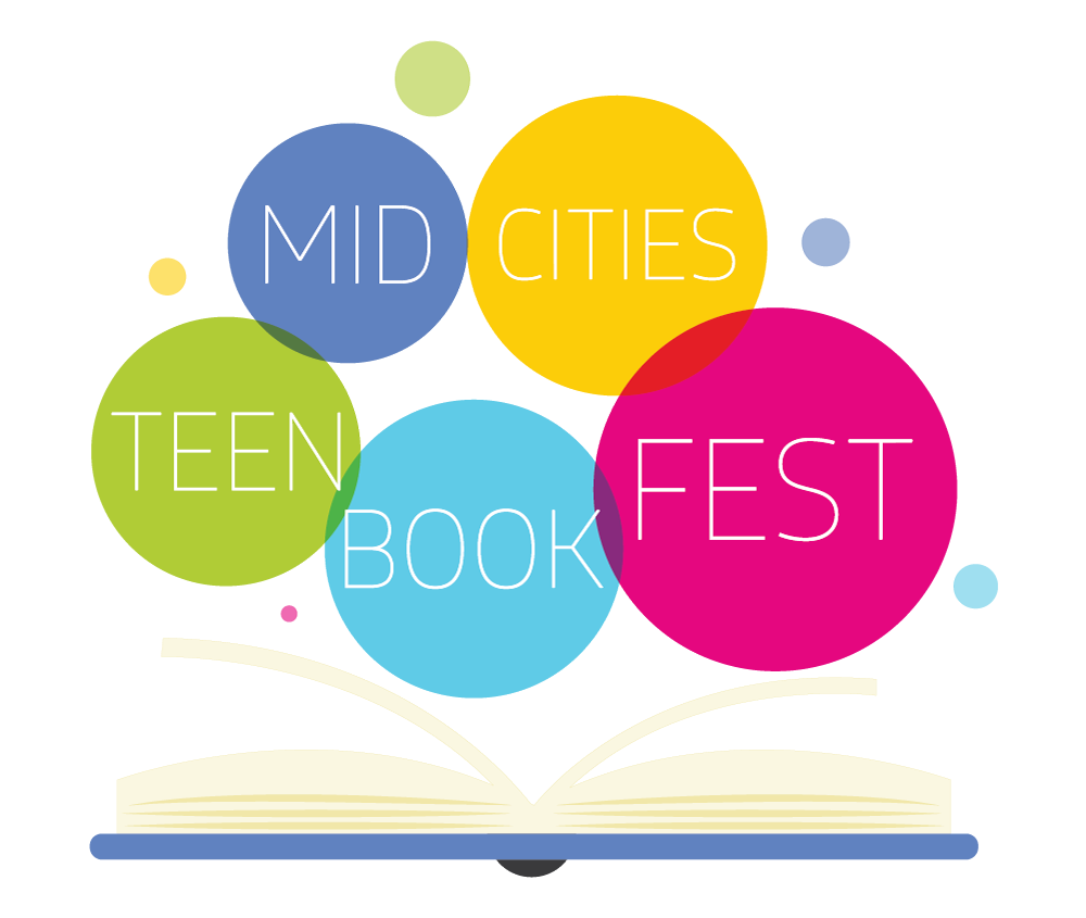 Mid cities book fest. Teen clipart literature circle
