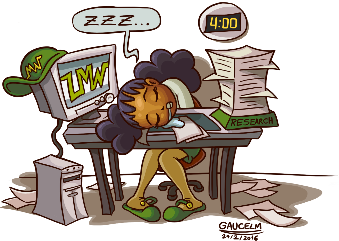 tired clipart person tired #146106776