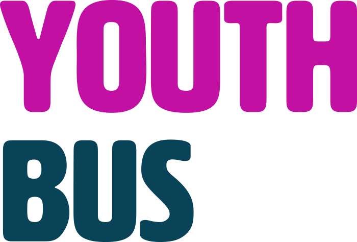 Welcome just text bus. Teen clipart youth club