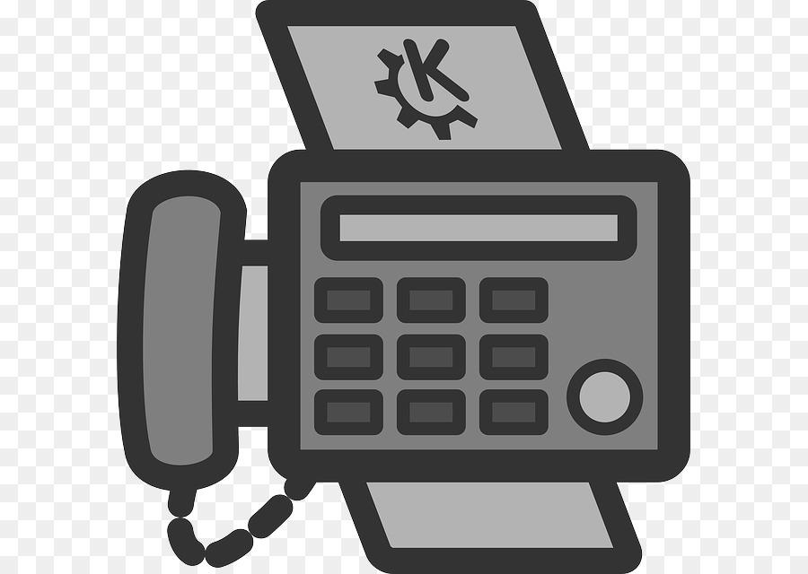 Cartoon . Telephone clipart communication technology