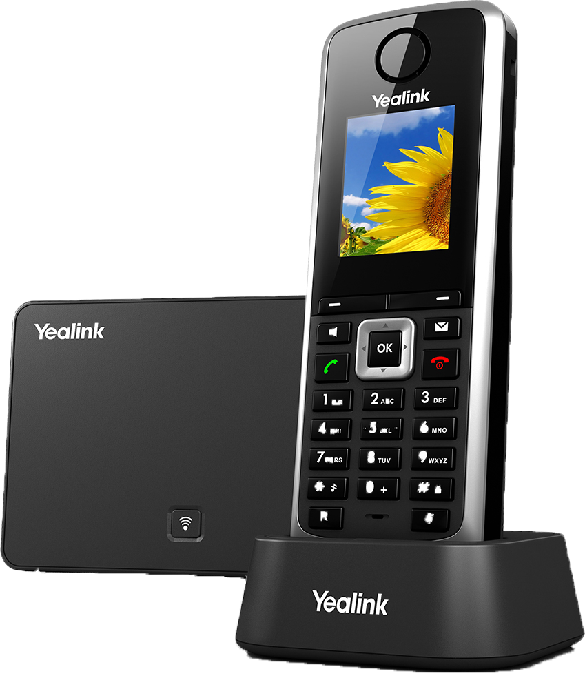 Cloud system yealink dect. Telephone clipart cordless telephone