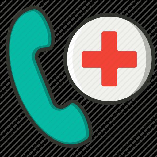 Patient cartoon medicine green. Telephone clipart hospital