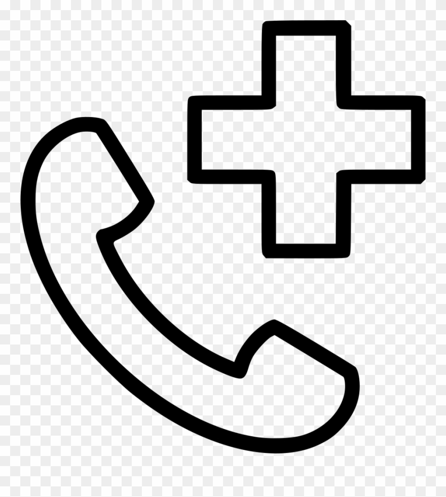 Telephone clipart hospital. Phone doctor ambulance comments