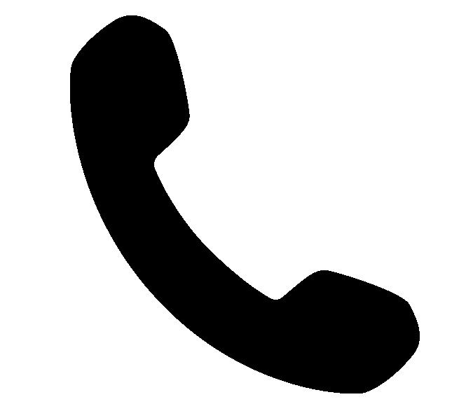 Telephone handset clip art clipart