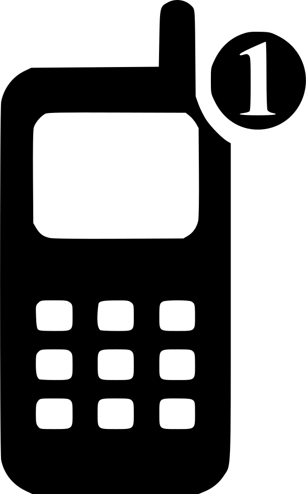 Svg png icon free. Telephone clipart mobail