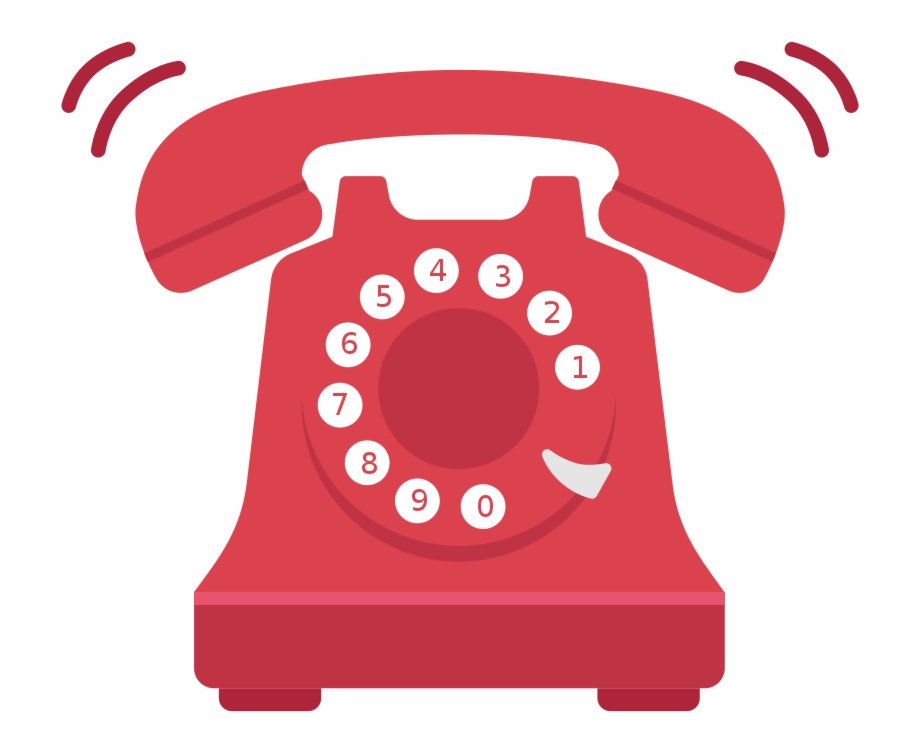 Telephone clipart phone ring. Png download animated ringing
