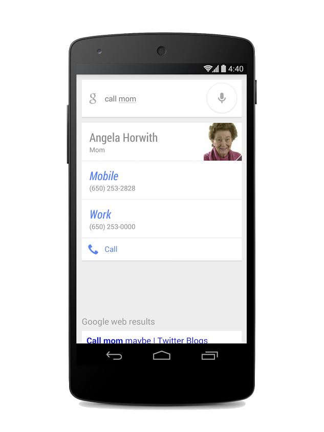 Google voice search now. Telephone clipart telephone message
