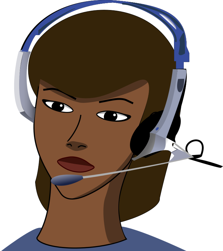 Telephone clipart telephone operator. Call customer service job