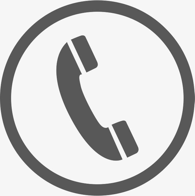 Graphic design in phone. Telephone clipart telephone symbol
