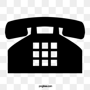 Telephone clipart vector. Png psd and with