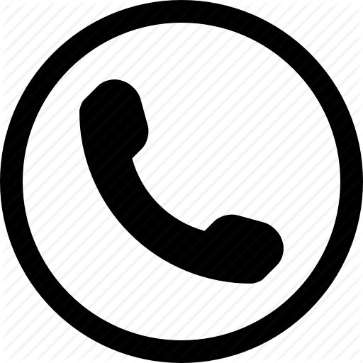 Telephone icon png. Office by icons solid