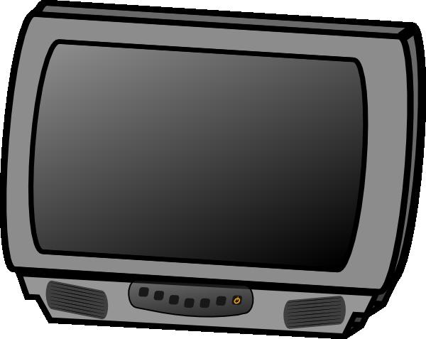 Clipartix . Television clipart animated