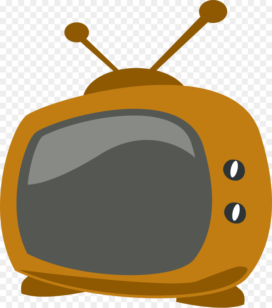 Television clipart back tv. Cartoon png download free