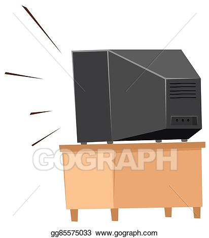 Free cabinet download clip. Television clipart back tv