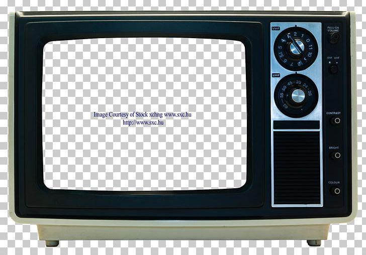 Retro network show vintage. Television clipart box tv