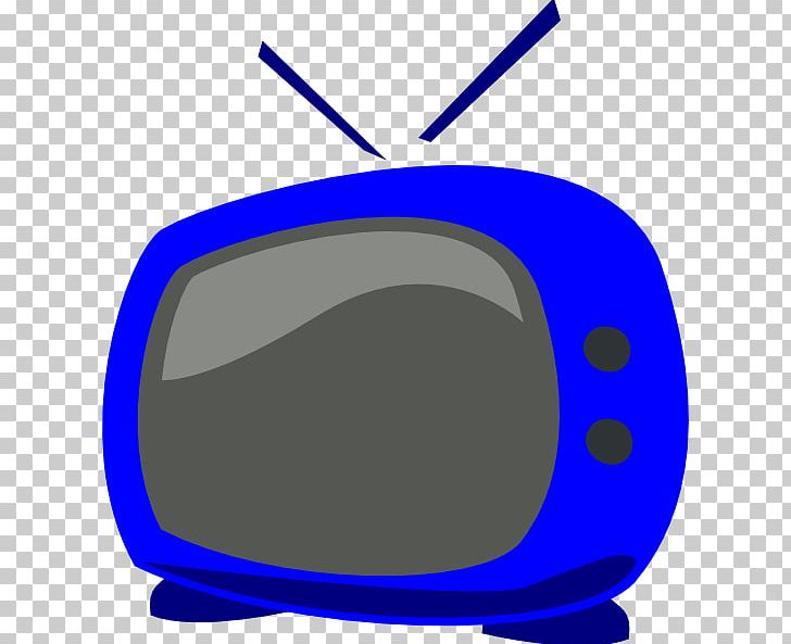 Png blue . Television clipart cartoon tv