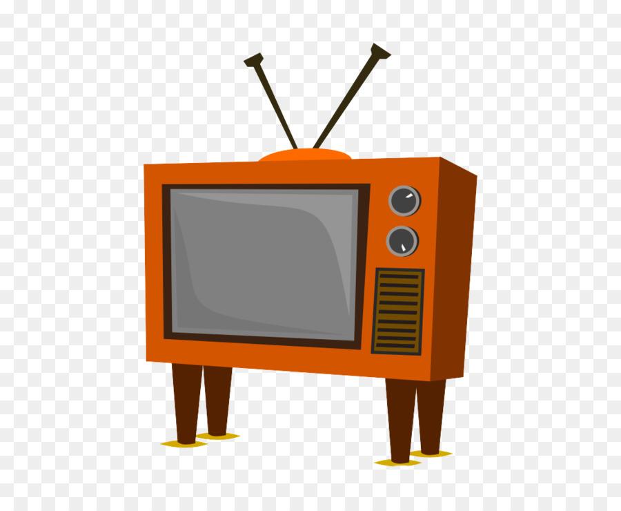 Television clipart cartoon tv. Technology
