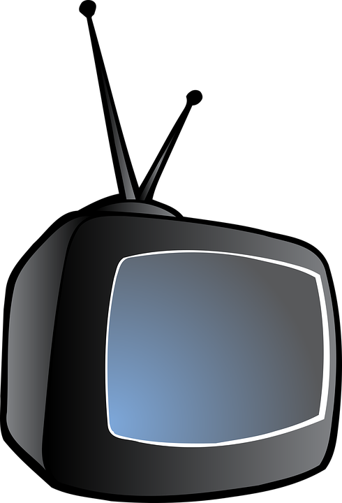 Old school free on. Television clipart clip art