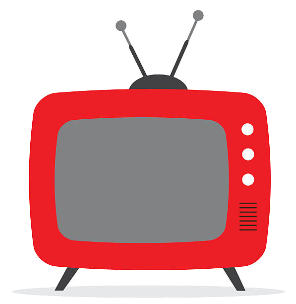 Television clipart clip art. Tv look at images