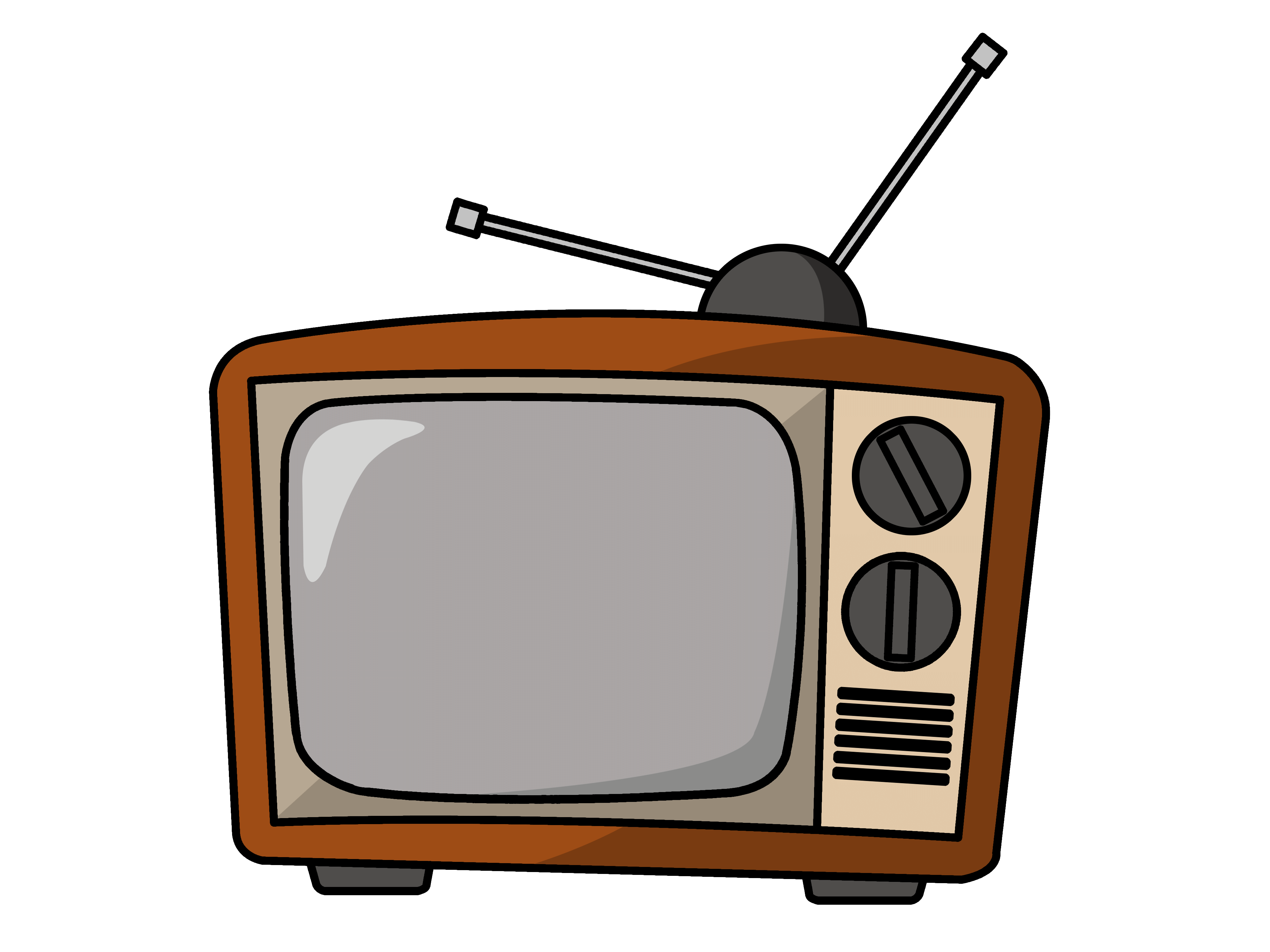 Television clipart first.  collection of tv