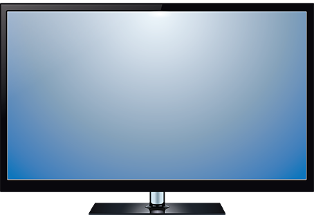 Transparent free images only. Television clipart hd tv