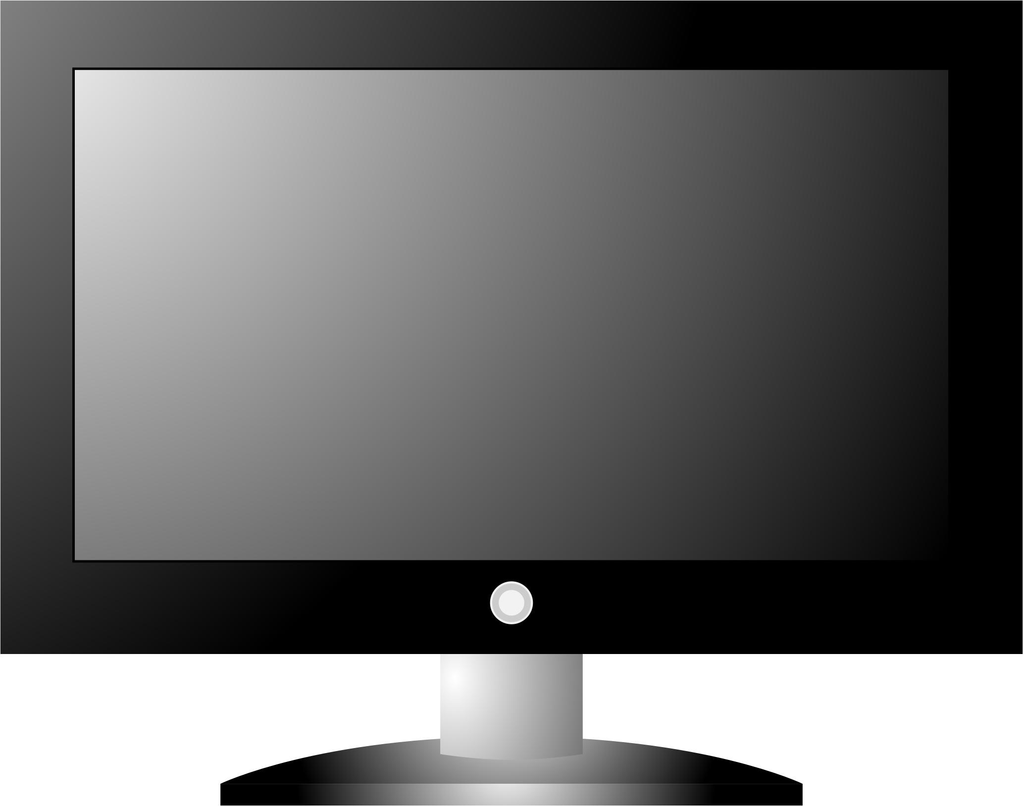 Television clipart hd tv. Free hdtv cliparts download