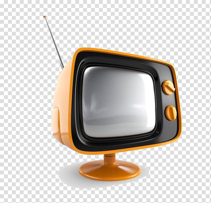 High definition retro network. Television clipart round object