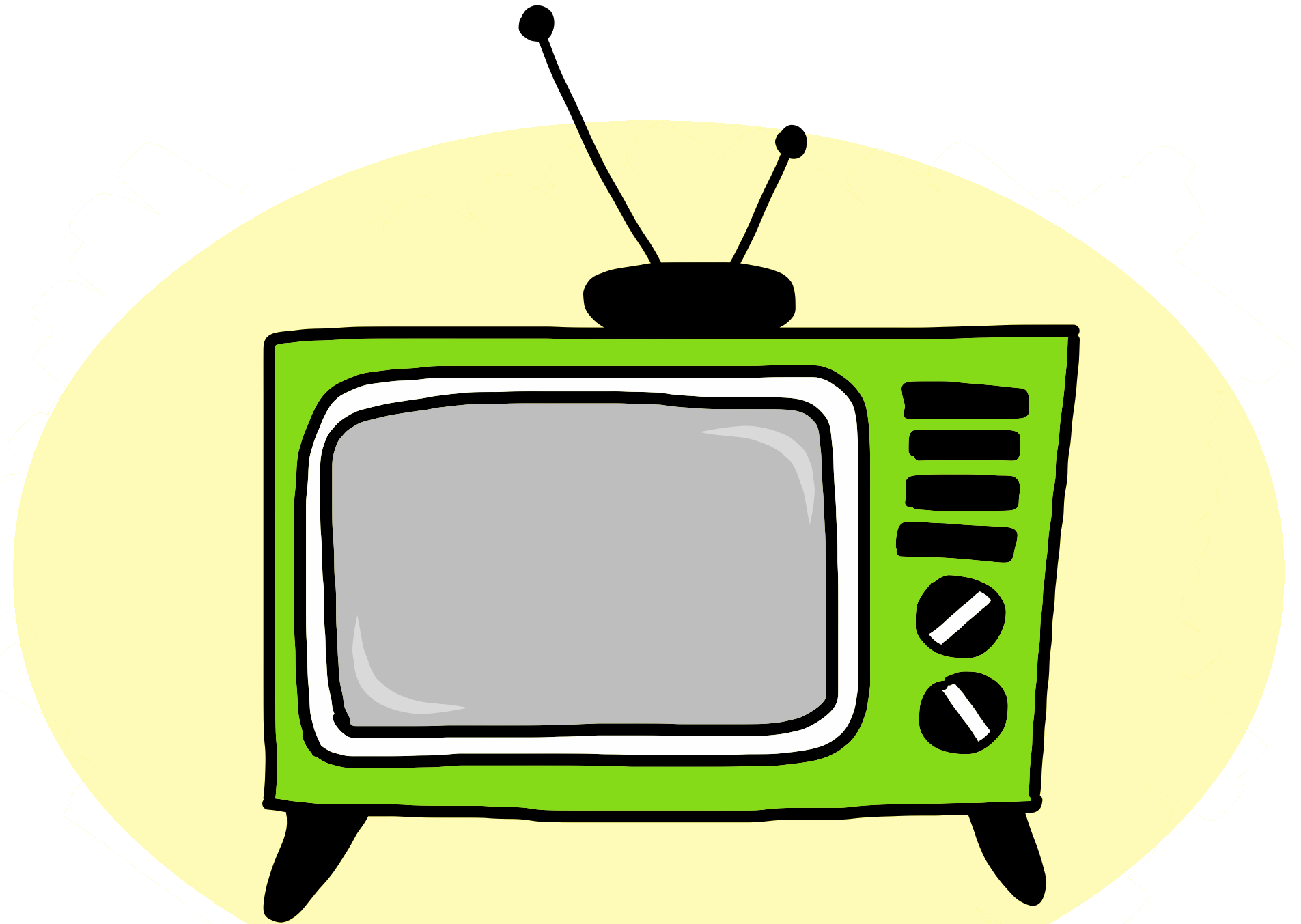 Television clipart sitcom. Tv shows to binge