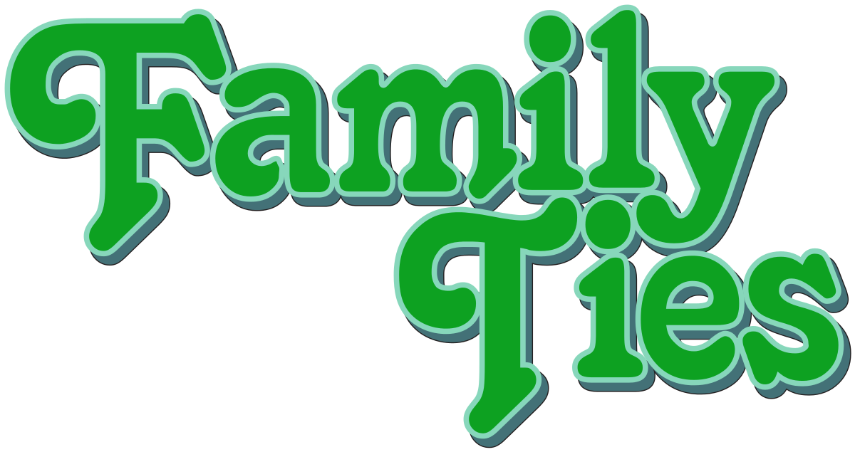 Family ties wikipedia . Television clipart sitcom